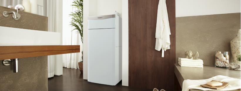 Die Brennwerttherme – die energieeffiziente Haustechnik
