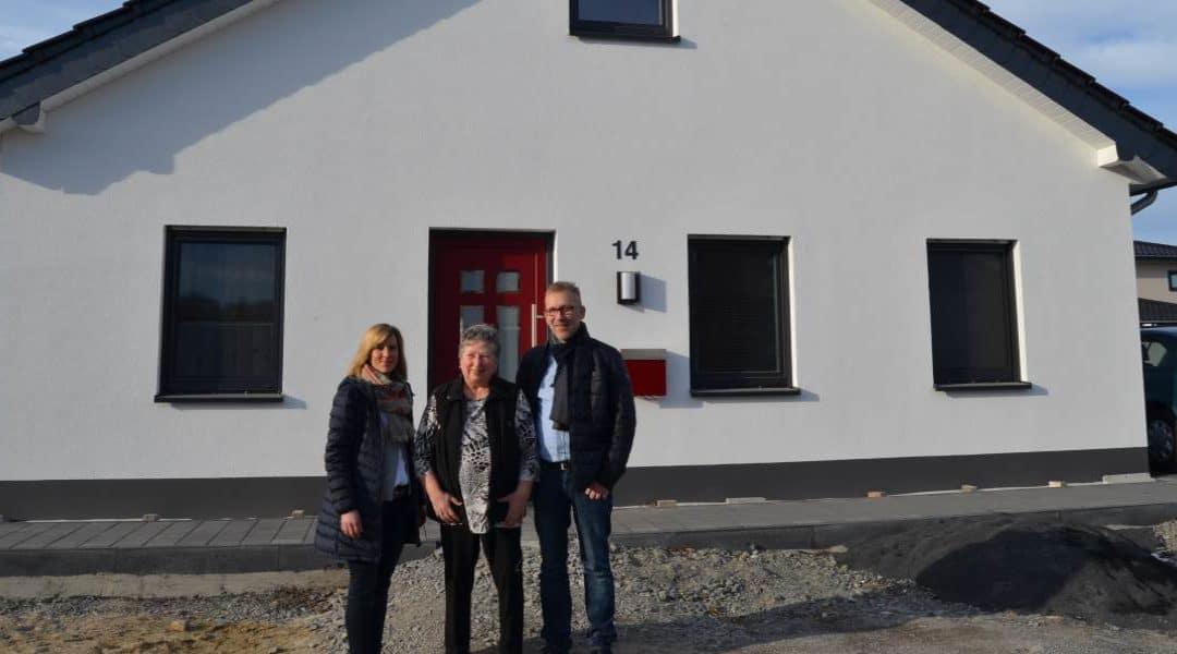 Bauherreninterview mit Hannelore Mühlbauer-Stripling
