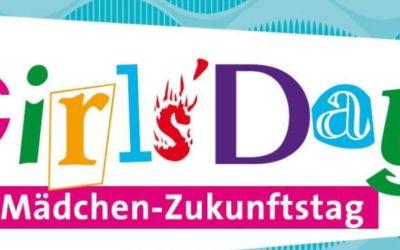 Girls'Day – ein Zukunftstag für Mädchen