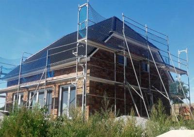 Neubau eines Einfamilienhauses mit Walmdach in Wickede-Ruhr
