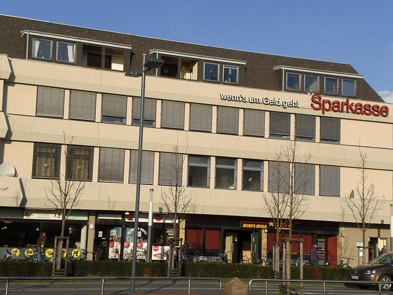 Stadtsparkasse Lippstadt Betonbau