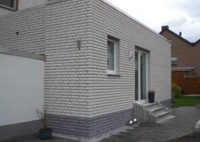 Realisierung einer Einliegerwohnung mit Anbau in Lippstadt