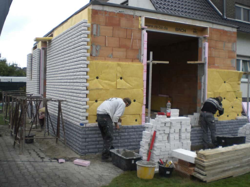Anbau Umbau Kreis Soest Klinkerarbeiten 04