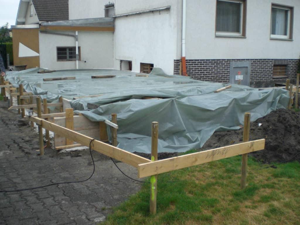 Anbau Umbau Kreis Soest Maurerarbeiten 01