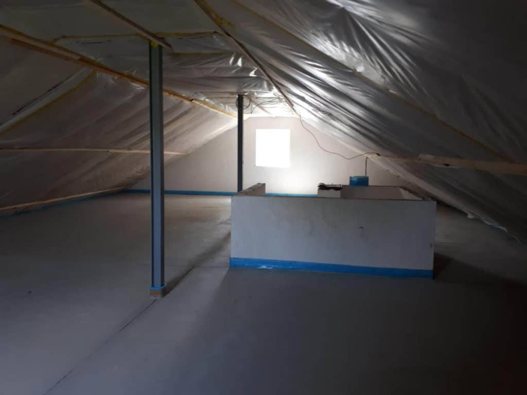 Bauunternehmen Bungalow Dachboden Ausbaureserve Kreis Soest 16