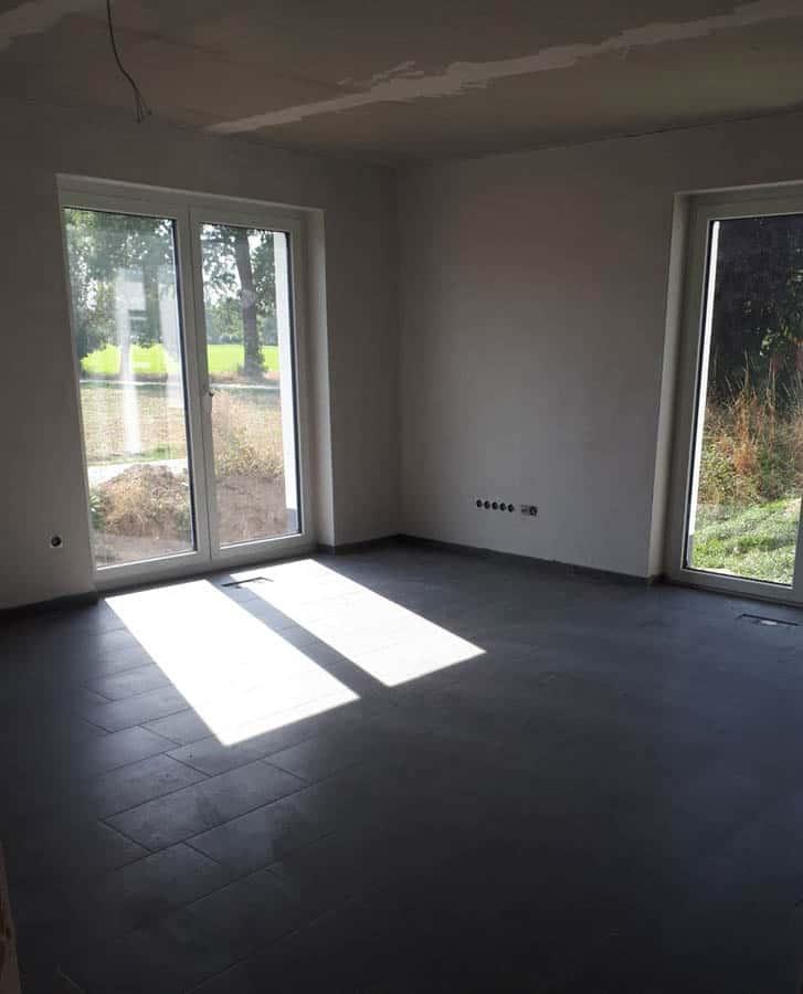 Bauunternehmer Bungalow Wohnzimmer 1kreis Soest 04