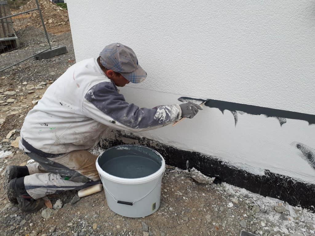 Geseke Bauunternehmen Schluesselfertig Bauen Sockelputz Malerarbeiten 8