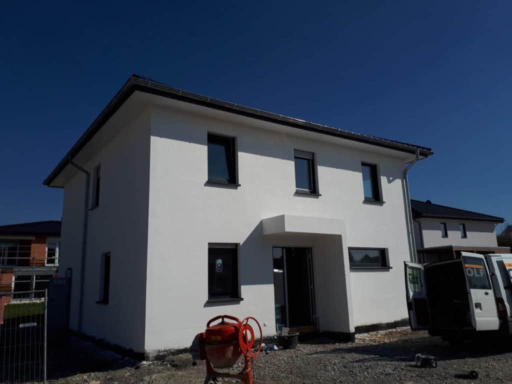 Geseke Bauunternehmen Schluesselfertig Bauen Stadthaus 6