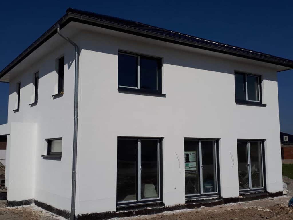 Geseke Bauunternehmen Schluesselfertig Bauen Stadthaus 7