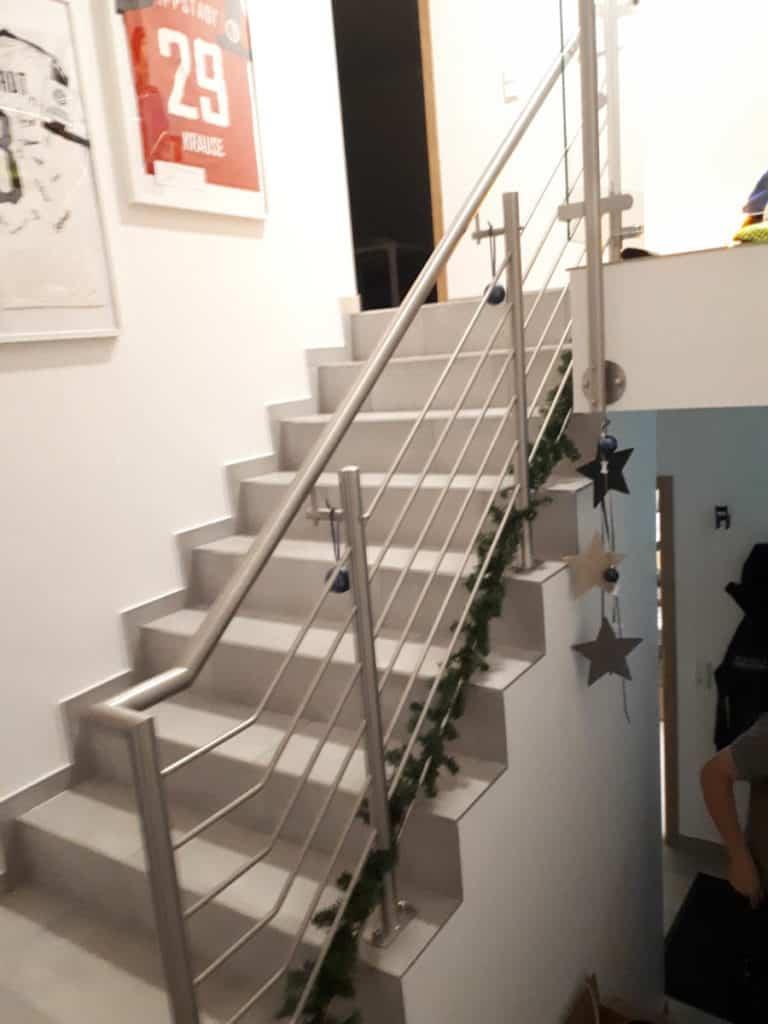 Gewerblich Bauen Betriebsgebaeude Treppenhaus 23