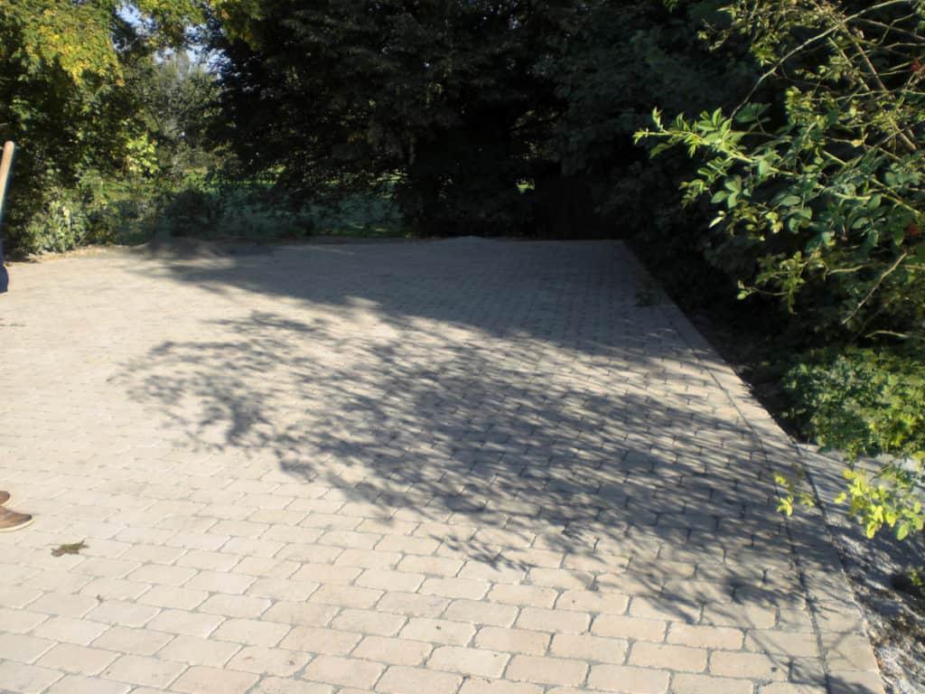 Pflasterarbeiten Lippstadt Parkfläche 06