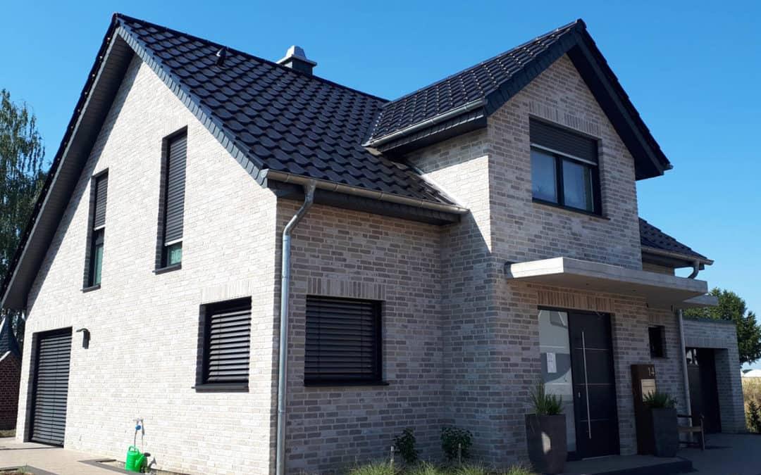 Schlüsselfertiger Hausbau eines Einfamilienhauses in Rietberg Mastholte