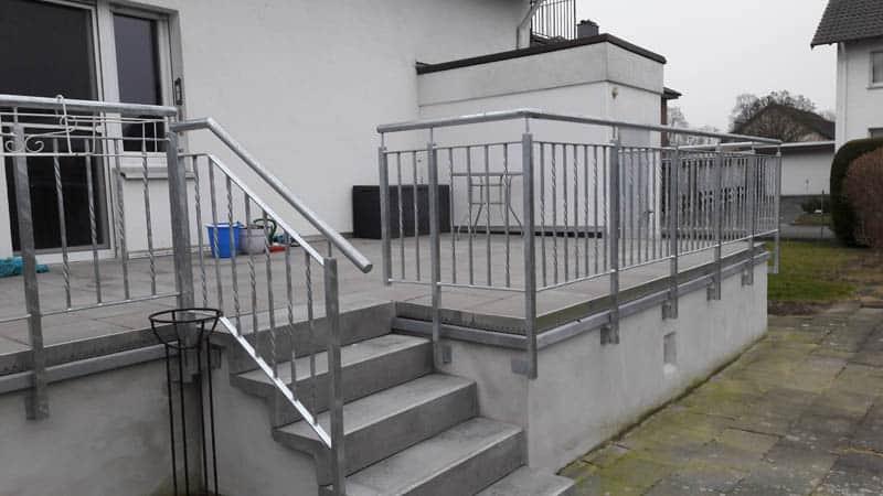 Terrassen Sanierung 10
