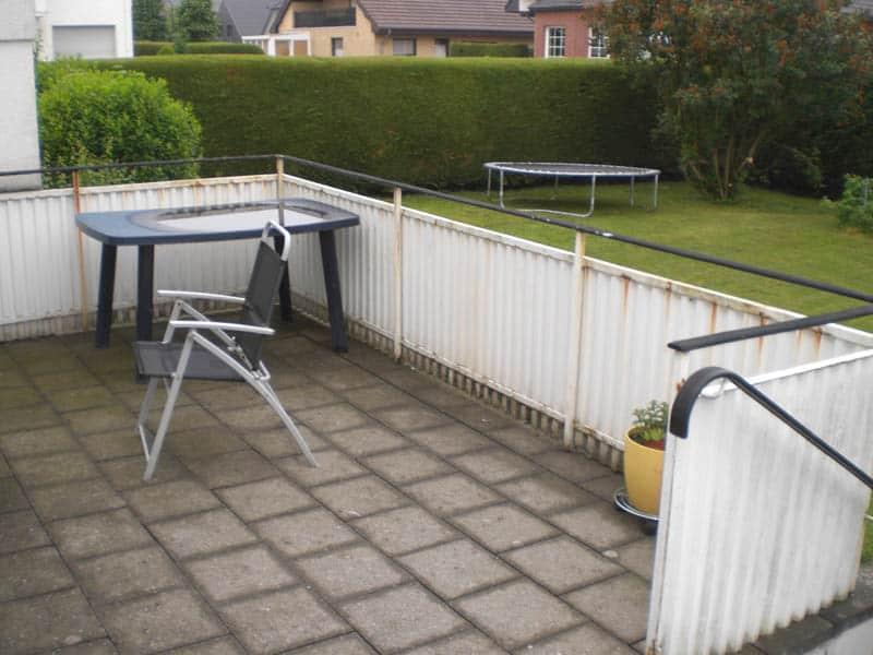 Terrassen Sanierung 2