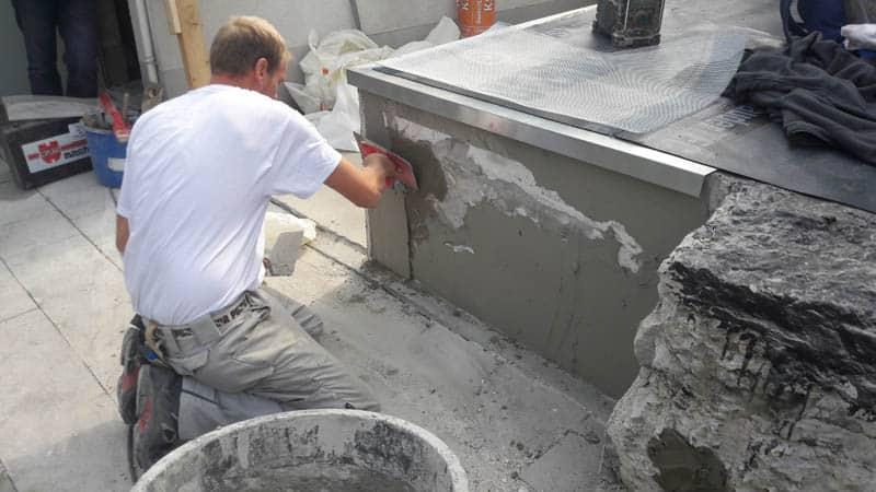 Terrassen Sanierung 5