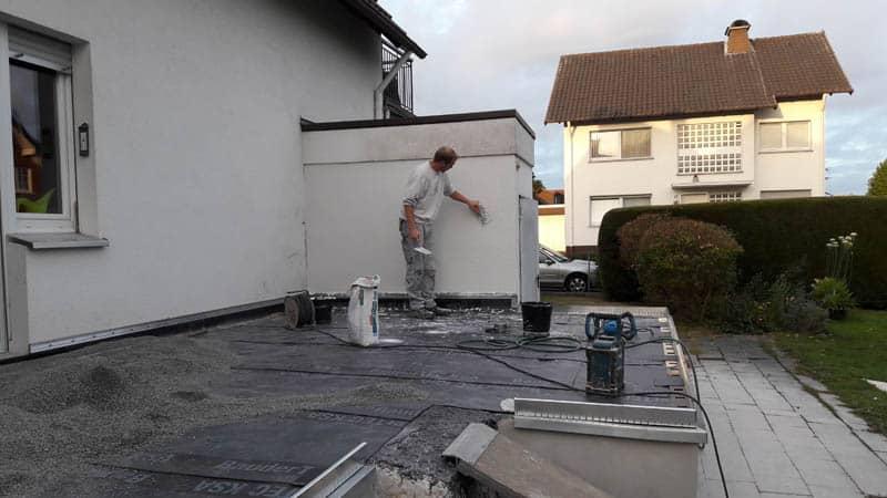 Terrassen Sanierung 6