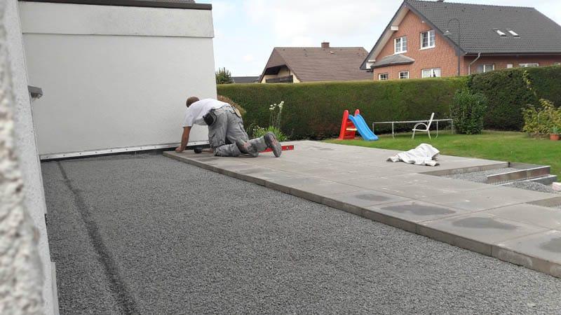 Terrassen Sanierung 7