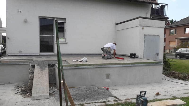 Terrassen Sanierung 8
