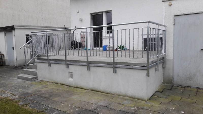 Terrassen Sanierung 9
