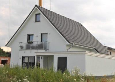 Einfamilienhaus mit Garage und Balkon in Lippstadt