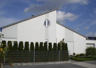 Einfamilienhaus mit Pultdach in Soest