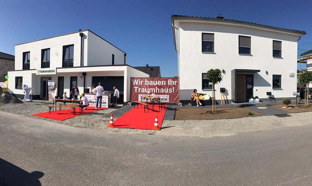 Baustellenbesichtigung Hausbau Lippstadt 2