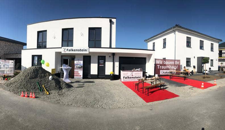 Baustellenbesichtigung Hausbau Lippstadt 3