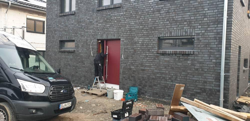 23 Einbau HaustürIMG 20191126 084248