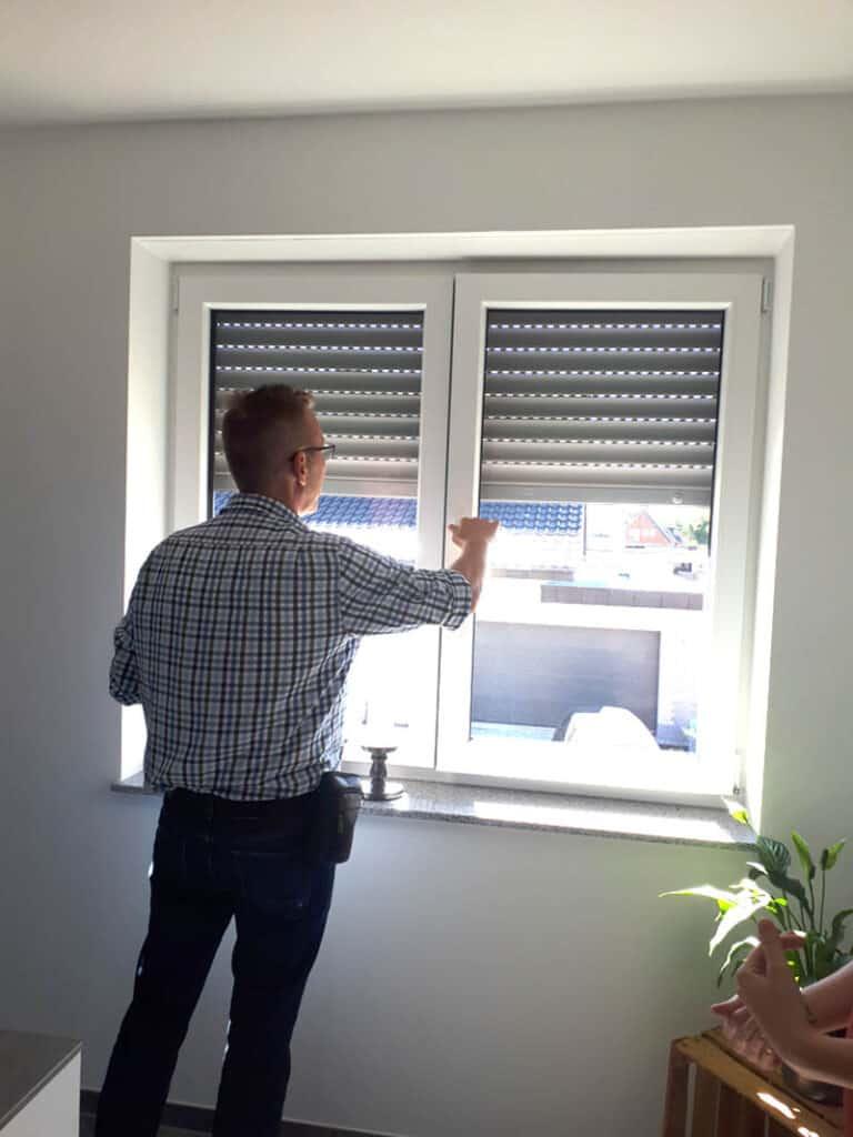 34.kontrolle Fenster