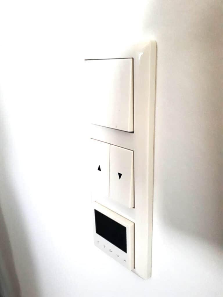 36.elektroausstattung Gira Integrierte Heizungssteuerung