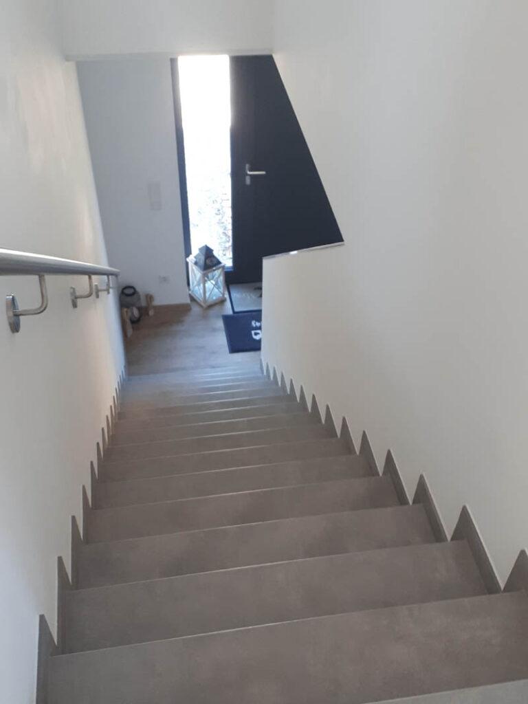 15 Treppe