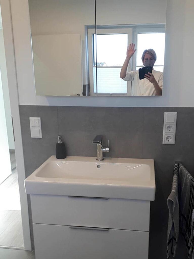 30 Waschtischanlage